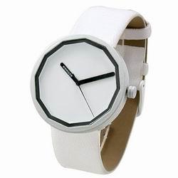 【白晝情人】極簡內切角腕錶