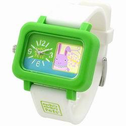 【淘氣寵物】歡樂試衣間矽膠錶