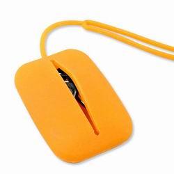 【时尚简便】缤彩矽胶钥匙包